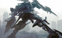 Free Armored Core 4 Wallpaper