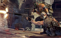 Free Army of Two Wallpaper