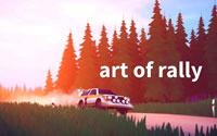 Free Art of Rally Wallpaper