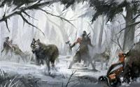 Free Assassin's Creed III Wallpaper