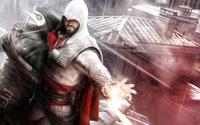 Free Assassin's Creed: Brotherhood Wallpaper
