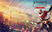 Free Assassin's Creed Chronicles: India Wallpaper