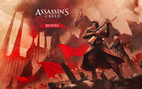 Free Assassin's Creed Chronicles: Russia Wallpaper