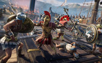Free Assassin's Creed Odyssey Wallpaper