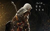 Free Assassin's Creed Origins Wallpaper