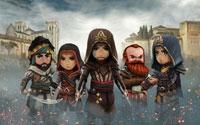 Free Assassin's Creed: Rebellion Wallpaper