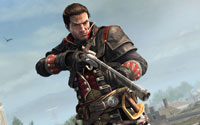Free Assassin's Creed: Rogue Wallpaper