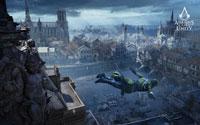 Free Assassin's Creed: Unity Wallpaper