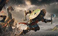 Free Assassin's Creed Valhalla Wallpaper