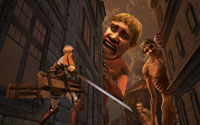 Free Attack on Titan 2 Wallpaper