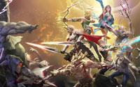 Free Azure Saga: Pathfinder Wallpaper