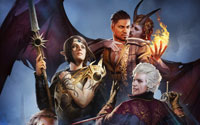 Free Baldur's Gate III Wallpaper