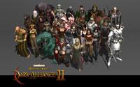 Free Baldur's Gate: Dark Alliance II Wallpaper