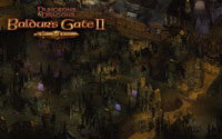Free Baldur's Gate II Wallpaper