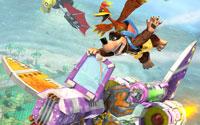 Free Banjo-Kazooie: Nuts & Bolts Wallpaper