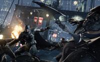 Free Batman: Arkham Origins Wallpaper
