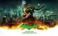 Free Batman: Arkham Underworld Wallpaper