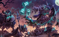 Free Battle Chasers: Nightwar Wallpaper
