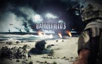 Free Battlefield 3 Wallpaper
