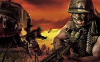 Free Battlefield: Vietnam Wallpaper