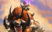 Free BattleForge Wallpaper