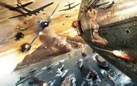 Free Battlestations: Midway Wallpaper