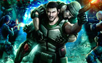 Free Binary Domain Wallpaper