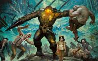 Free Bioshock 2 Wallpaper