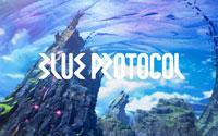 Free Blue Protocol Wallpaper