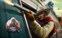 Free Bounty Train Wallpaper