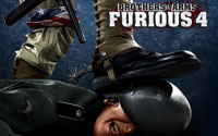 Free Brothers in Arms: Furious 4 Wallpaper