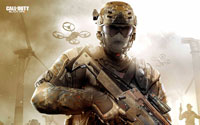 Free Call of Duty: Black Ops 2 Wallpaper