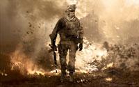 Free Call of Duty: Modern Warfare 2 Wallpaper
