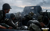 Free Call of Duty: WWII Wallpaper