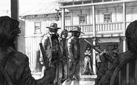 Free Call of Juarez: Bound in Blood Wallpaper