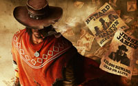 Free Call of Juarez: Gunslinger Wallpaper