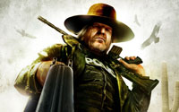 Free Call of Juarez: The Cartel Wallpaper