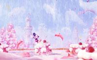 Free Castle of Illusion Wallpaper