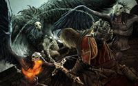 Free Castlevania: Lords of Shadow Wallpaper