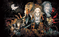 Free Castlevania: Symphony of the Night Wallpaper