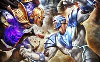 Free Champions Online Wallpaper