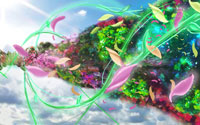 Free Child of Eden Wallpaper