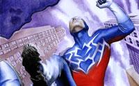 Free City of Heroes Wallpaper