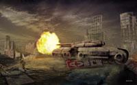 Free Command & Conquer 3 Wallpaper