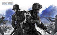Free Company of Heroes 2 Wallpaper