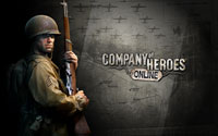 Free Company of Heroes Online Wallpaper