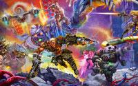 Free Contra: Rogue Corps Wallpaper