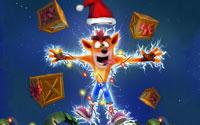 Free Crash Bandicoot Wallpaper