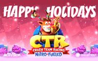 Free Crash Team Racing Nitro-Fueled Wallpaper