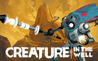 Free Creature in the Well Wallpaper
